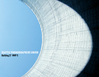 Vinyl/LP Album Design : Seattle Phonographers Union/Pre