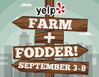 Yelp's Farm + Fodder