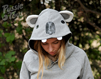 Koala Hoodie
