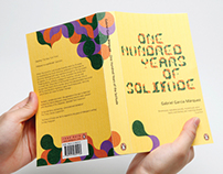 'One Hundred Years of Solitude' Book Cover