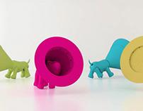 Oh Dog! - Toy Art