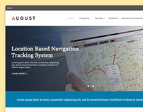 August Networks - Redesign