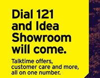 Idea 121 Campaign