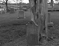 Cemeteries are for the living not the dead.