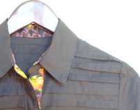 A different style Men's Wear Shirt