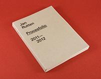 Procesfolio 2011–2012