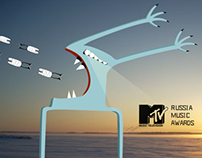 MTV Russia Music Awards Characters