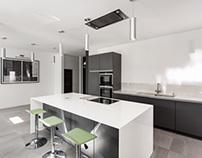Basalt Grey Kitchen