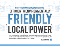 Moundsville Power Website