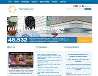 The Belle Center Website