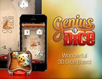 Genius Dice iPhone App