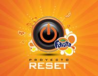 Proyecto Reset / Fanta