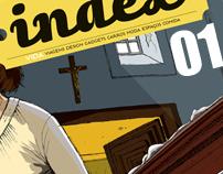 Editorial Illustration| Index Magazine_#01