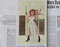 Volkskrant, Dutch daily morning newspaper