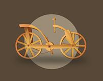 Inventions of Leonardo Da Vinci | Vector Graphics |