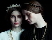 Lookbook 'Mystic Black' for MARGOT&ME