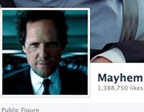 Mayhem Facebook