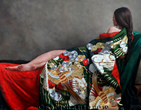 New work - Sari's and Kimonos