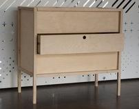 Repoussoir Cabinet