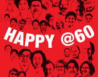 Happy@60 - 2010