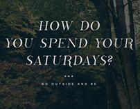"Series of ""Saturdays"""