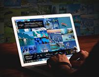 Starwood Hotels - Virtual Vacation Visualizer