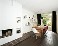 Interior Styling for a private client (funda.nl)