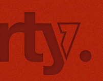 Forty7 Logo Design