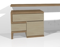 Home office ideas - MDF