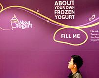 About Yogurt :: Rebranding