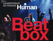 Human Beatbox - Championnat de France 2013