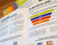 Survey Summary publication design