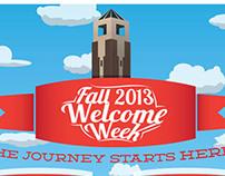 Fall 2013 Welcome Week