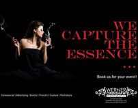 Event Photography Advert