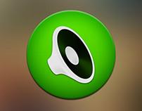 Auto Speaker App Icon