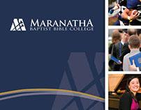 Maranatha Viewbook