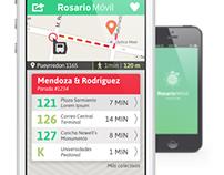Rosario Móvil App