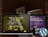 Koplax Creative Portfolio WordPress Theme