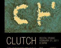 CLUTCH - Stop Motion Poster