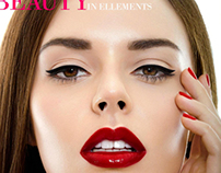 Red for Ellements magazine October 2013
