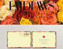 Laidlaw's Auctioneers - Branding