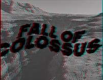 Fall of Colossus: Artwork