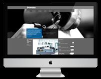 Website for Danish furniture producer and manufacturer