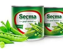 """""""Seçmə"""" Label Design"""