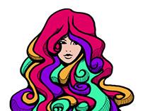 Liquid Curls