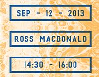 Ross MacDonald at SVA