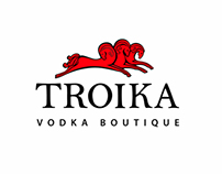 Troika Vodka Boutique