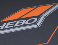 HEBO impressions, tailored made brochure