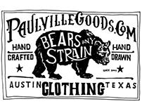 Illustrated Label Design