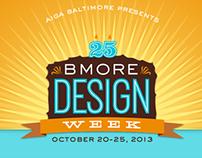 AIGA Baltimore | Design Week 2013
